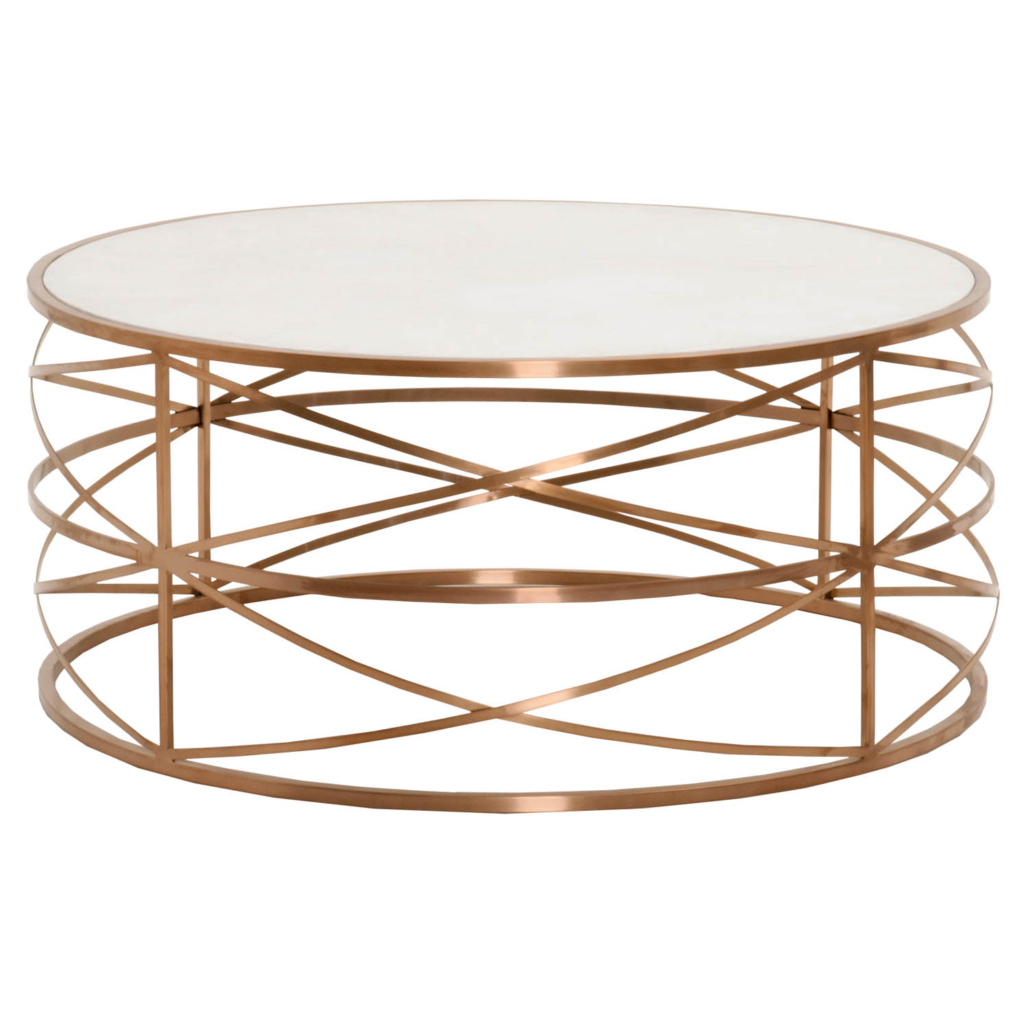 Gold Coffee Table Uk: MELROSE ROUND COFFEE TABLE